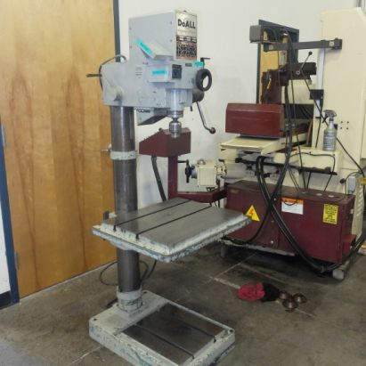Do All 25150 Drill Press 1460 RPM