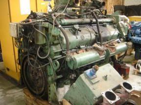 Detroit 12V149TI Marine Engine