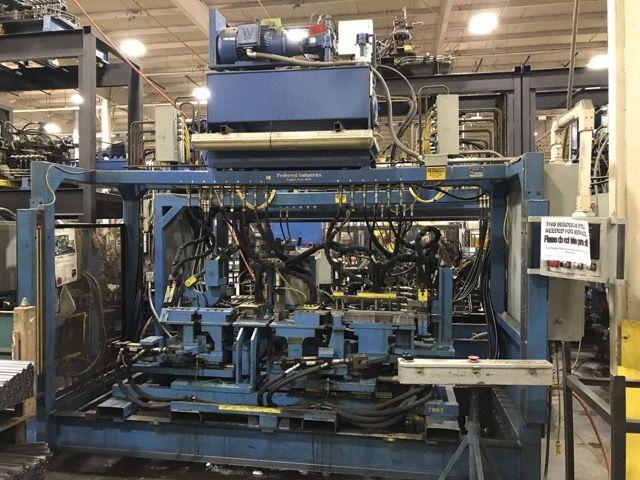Stretch Bender Preferred Industries Hydraulic Stretch Benders