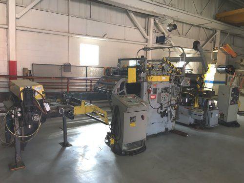 """Rowe 12,000 lbs x 40"""" Rowe Servo Feed Line 12000 pounds"""