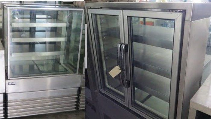 Koldtech Refrigerated 4 Tier Cold Cabinet