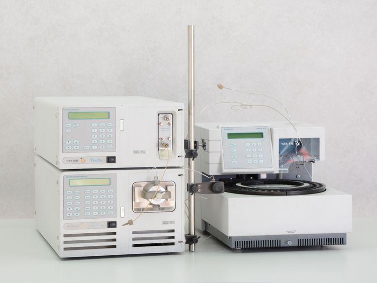Varian 210 – 320 – 400 HPLC system