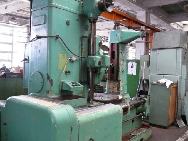 TOS OVF 10 Variable Gear Machine