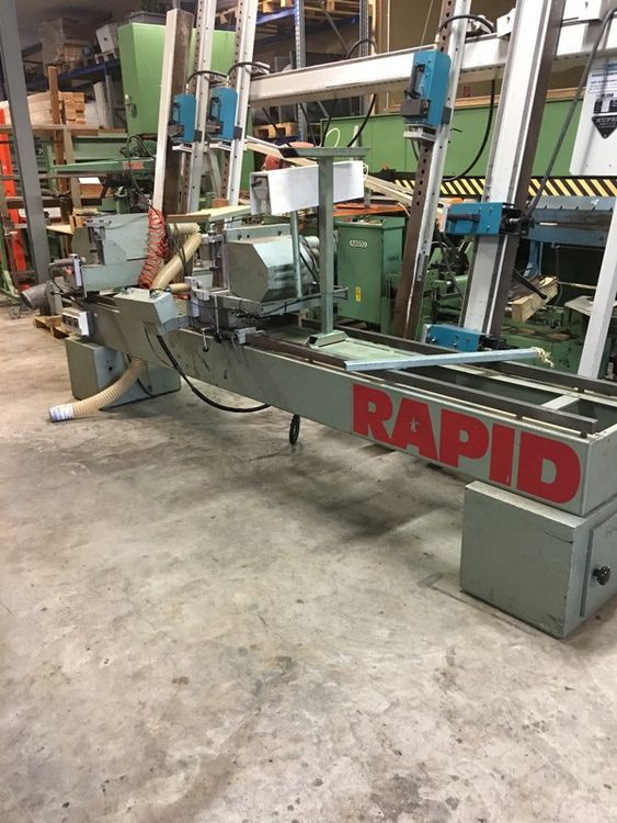 Rapid DGS Double miter saw