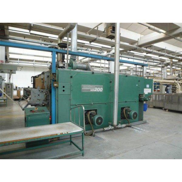 Ruckh HDT-200 210 Cm Relax conveyor dryer