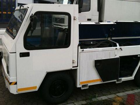 Einsa Ground Power Unit 120KVA + 28V