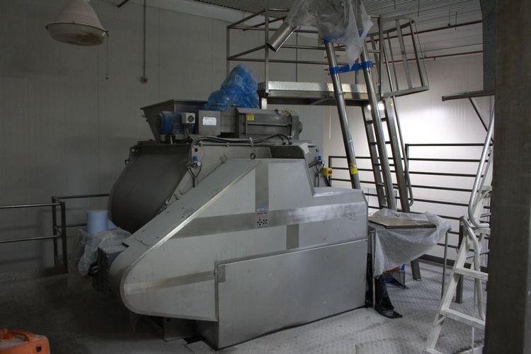 Forberg F1500 Mixer
