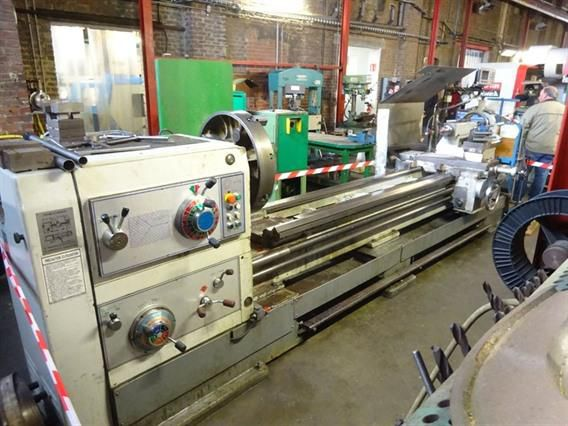 Ozborn Engine Lathe 1000 rpm TPZ
