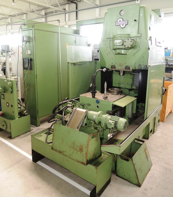 Lorenz LS 400 Variable Gear Shaping Machines