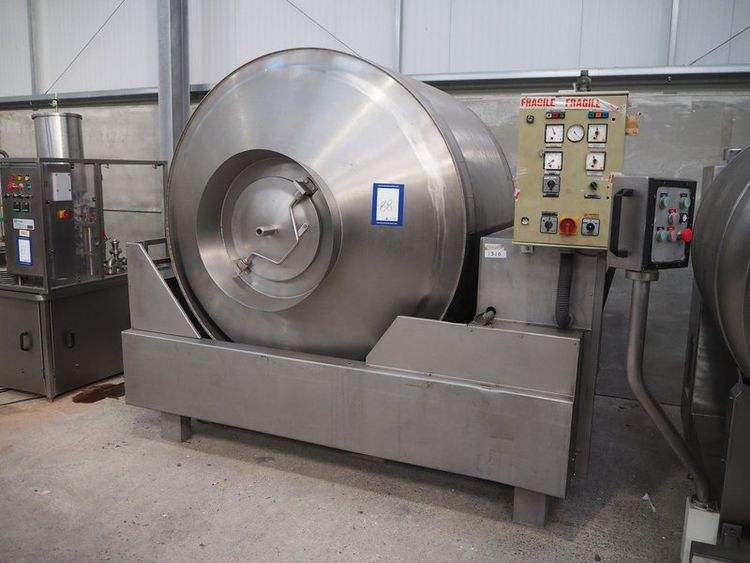 Online auction machinery for the food industry in Northern Ireland (UK)