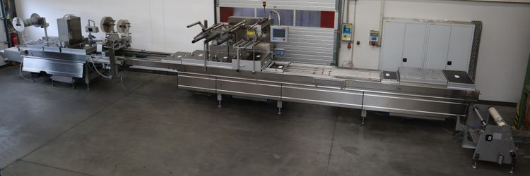 Multivac R 530 Thermoforming Machine
