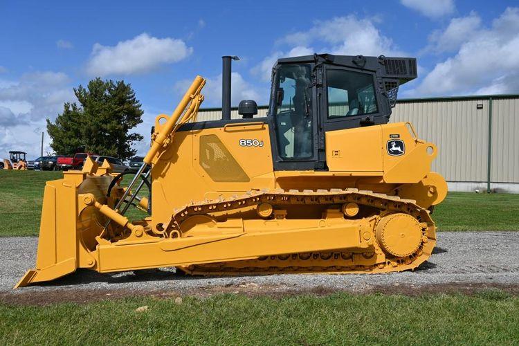John Deere 850J Bulldozer
