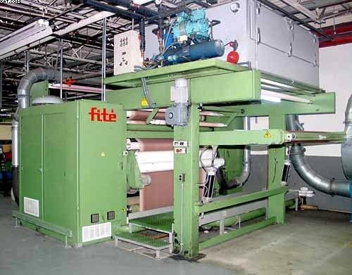 Fite BBB-771-1800 180 Cm Continuous Decatizing Machine