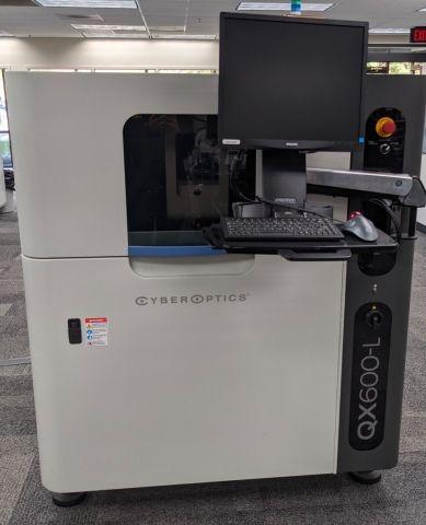 Cyber Optics QX-600L