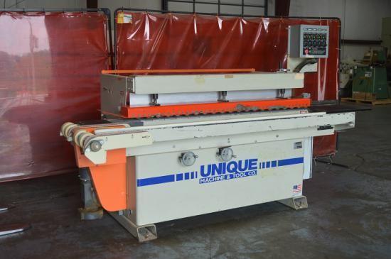 Unique 336-4, SHAPE AND SAND MACHINE