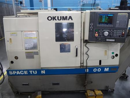 Okuma OSP-U100L 4500 rpm LB-300M Big Bore