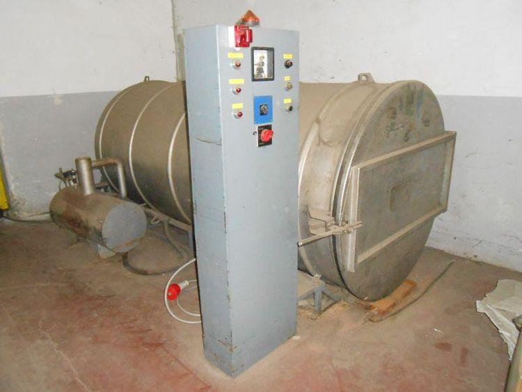 Obem Steamer  400 Kg