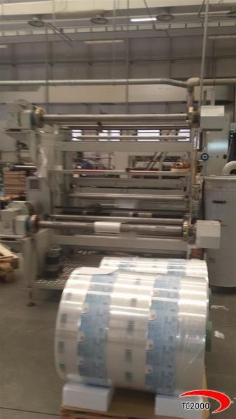 Elba SAV 30-08  max 800 Pauches and vacuum bag making