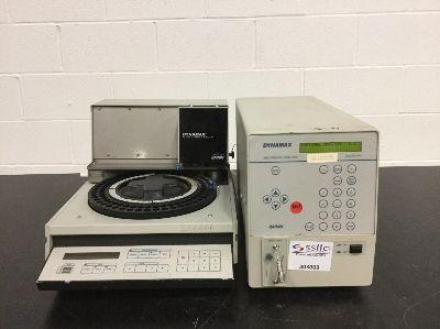 Rainin Dynamax AL-1 HPLC Autosampler with UV-1 Absorbance Detector