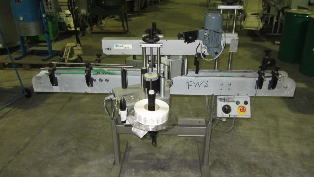 Atwell Adhesive Labeller
