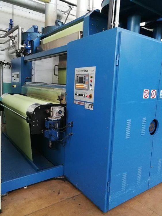 Sperotto rimar DECOFAST SUPERFINISH 170 Cm Continuous decatizing machine