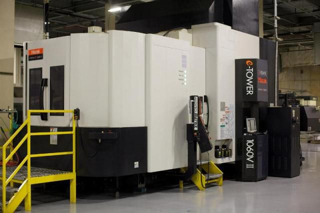 Nakamura Tome FANUC 18iTB CNC CONTROL Max. 4500 rpm NAKAMURA TOME WT-300MMSY 8 Axis