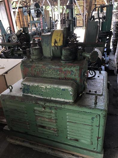 Hawker Dowel Machine