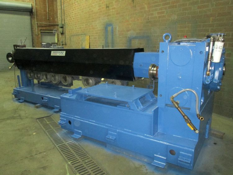 American Kuhne AK600, Extruder