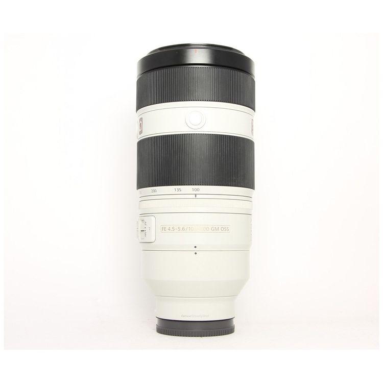 Sony FE 100-400MM F/4.5-5.6 GM OSS E Lens