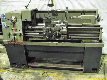 Colchester Tool room lathe Variable student