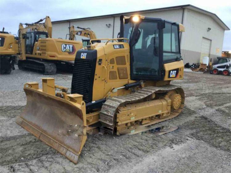 Caterpillar D3K2 Tracked bulldozers