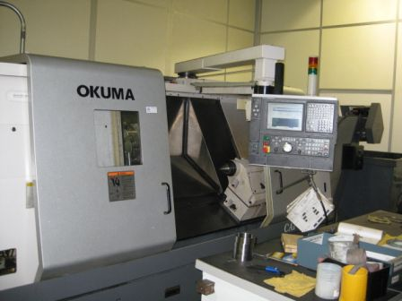 Okuma CNC Control Variable CAPTAIN L 470 2 Axis