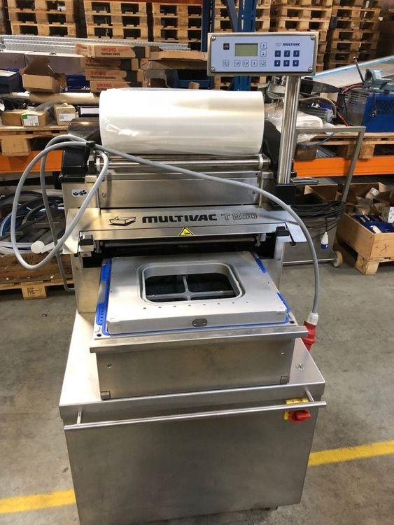 Multivac T250 compact traysealer