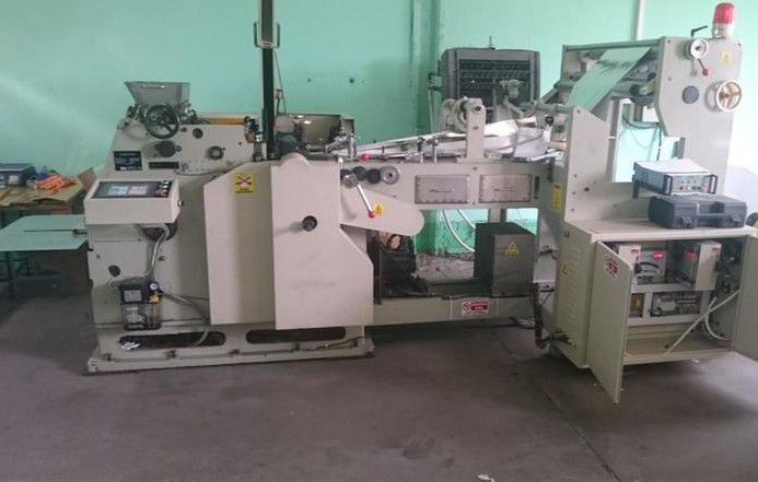 Nanjian Paper flat satchel making machine