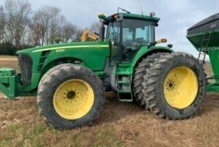 John Deere 8530 Row Crop Tractors