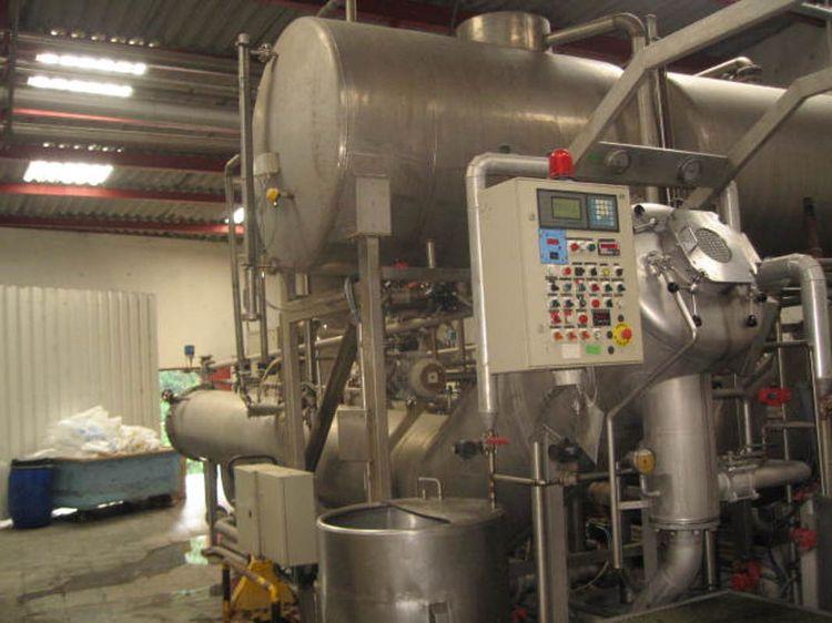 Alliance 180 Kg Jet dyeing machines