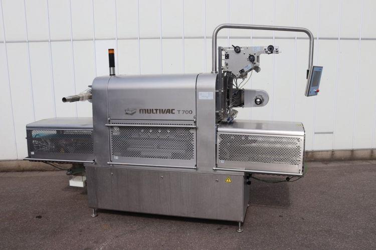 Multivac T700 top sealing machine