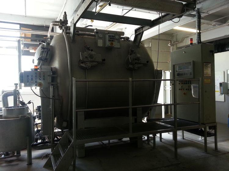 2 Bene Overflow Alize HT 400kg Dyeing machine Bene Alize