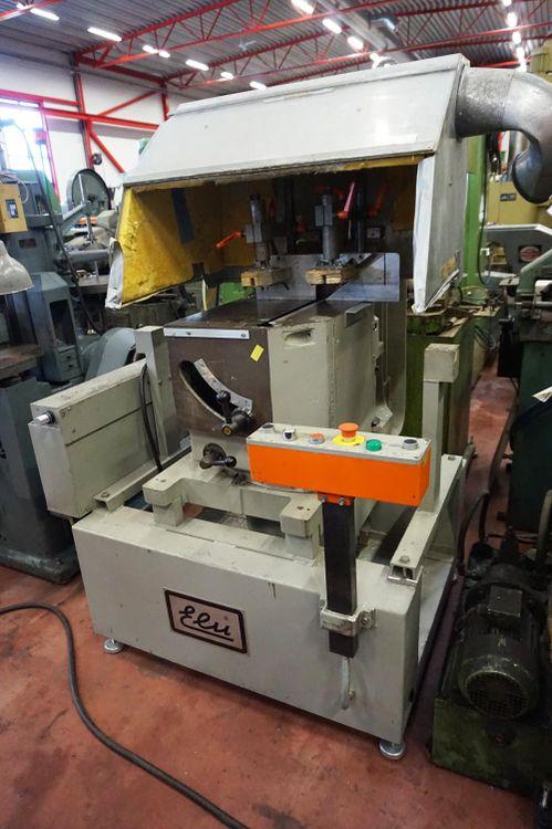 Elumatec MGS105 Vertical Band Saw semi automatic