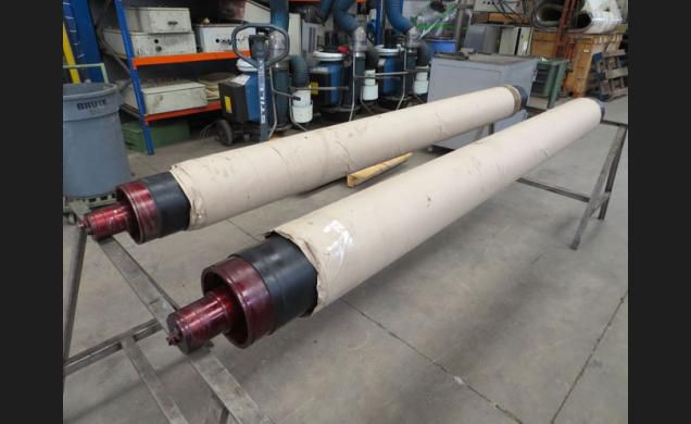 Kusters Hydraulic rolls for spare