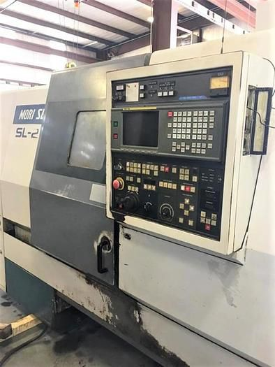 Mori Seiki CNC Control Variable SL-25Y/500 2 Axis