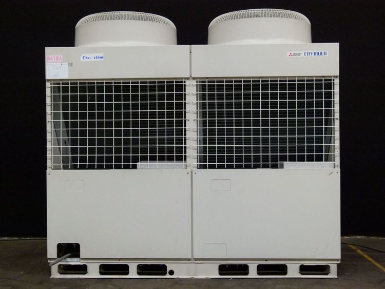 Mitsubishi Mitsubishi City Multi R410A Heat Pump PUHY-P550YGM-A Cooling 63 kW Heating 67 kW 2007