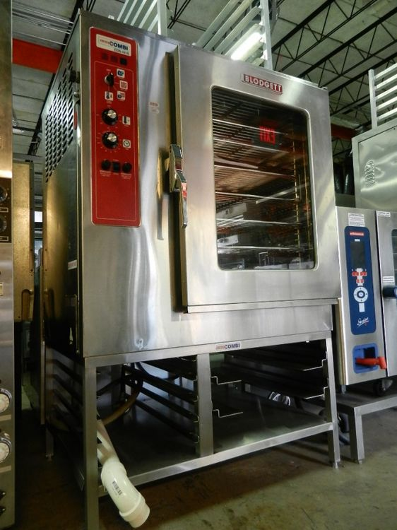 Blodgett COS-101S Electric Combination-Oven/Steamer