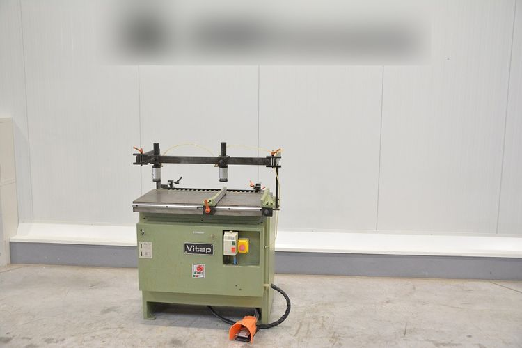 Vitap MULTI-SPINDLE DRILL