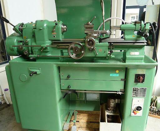 Schaublin Engine Lathe Variable 102 VM