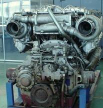 MTU 12V396TB83 Marine Engine