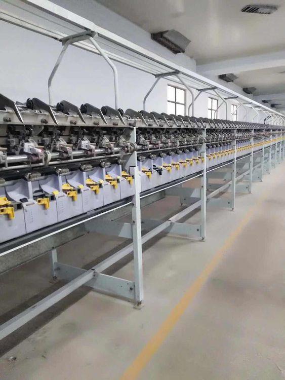 2 Schlafhorst BD448 Open end machines
