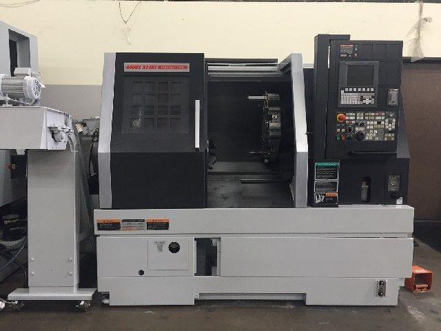 Mori Seiki Msc-504 Cnc Control Max. 3000 rpm Dura Turn 2550 2 Axis