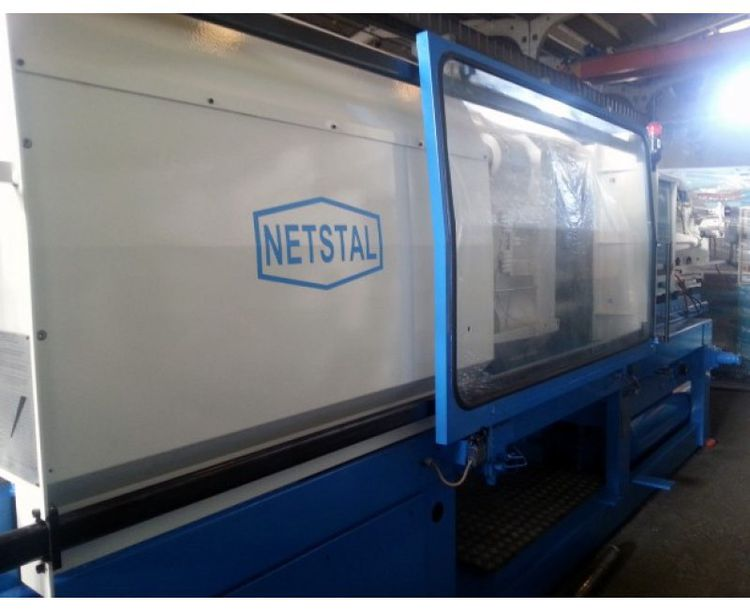 Netstal MPS 3000/1750 WITH ACCUMULATOR 300 Ton