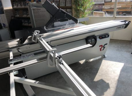 Robland Z 400 EL, Sliding table saw